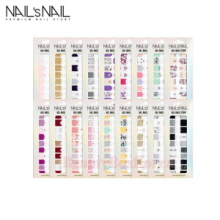 NAIL'S NAIL Gel Nail Strip 1ea [2018 Summer Limited]